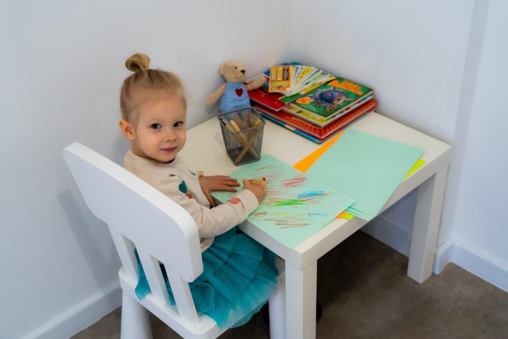 Gabinet podologiczny dla dziecka